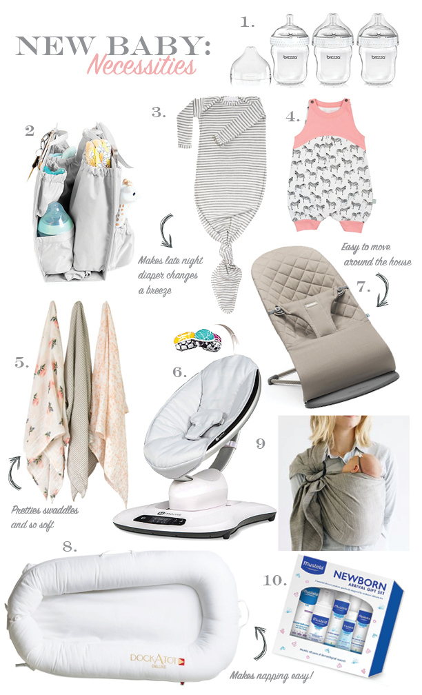 1 month kids items